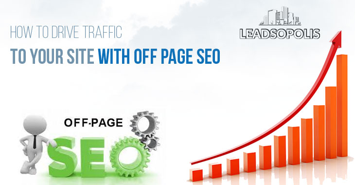 How to Drive Traffic to Your Site with Off Page SEO