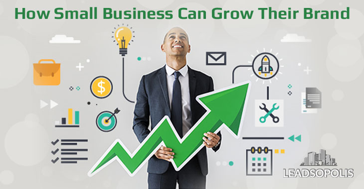 How Small Business Can Grow Their Brand